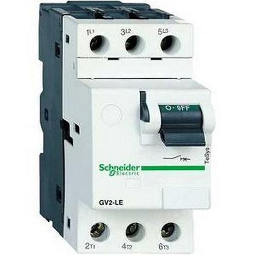 Disjoncteur_moteur_Gv2LE_2,5_A_3P_3d_déclencheur_magnétique