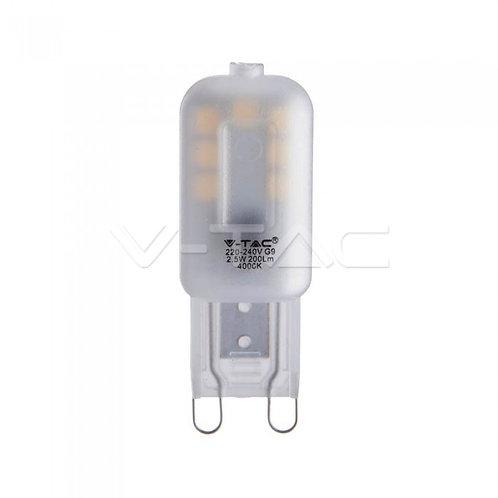 VTAC - Ampoule 5W GU10 projecteur plastique lisse