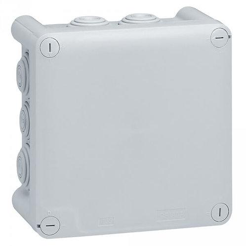 LEGRAND - Boite carrée 130x130x74 étanche plexo gris