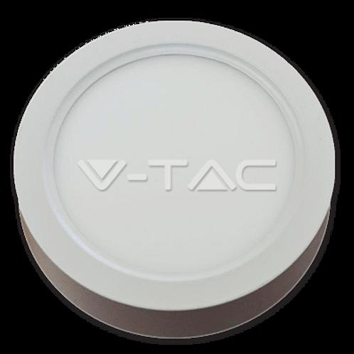 VTAC - Panneau de surfaceLED RD 15W code couleur : 6400K rond