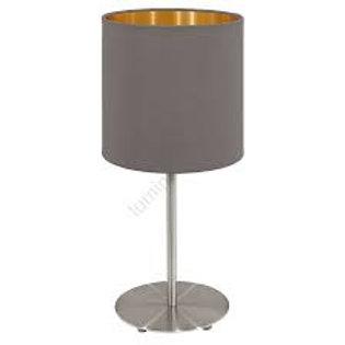 EGLO - TL/1 H-275 nickel-m/cappuccino 'PASTERI'