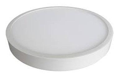 VTAC - Panneau de surfaceLED RD 18W code couleur : 6400K rond