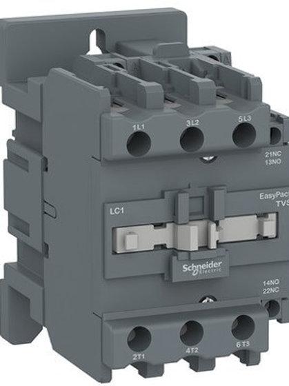 SCHNEIDER - CONTACTEUR 3P EasyPact TVS 18,5KW 40A