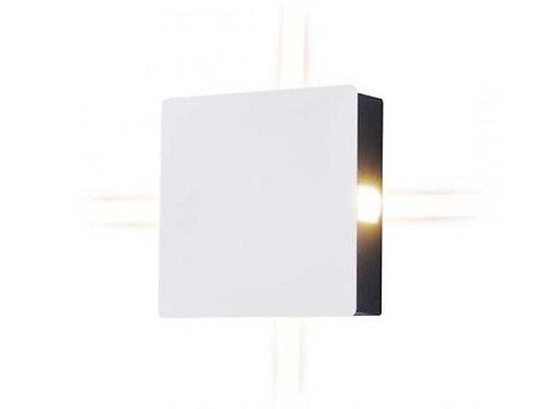 VTAC - VT-704 4W lumière murale LED IP65 3000K corps blanc