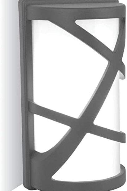 VTAC - Lampe murale gris foncé E27