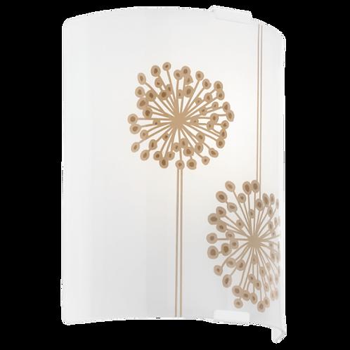 EGLO - WL / 1 E27 décor fleuri 'ARLENA'
