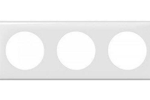 LEGRAND - Plaque 3P Blanc YESTERDAY CELIANE
