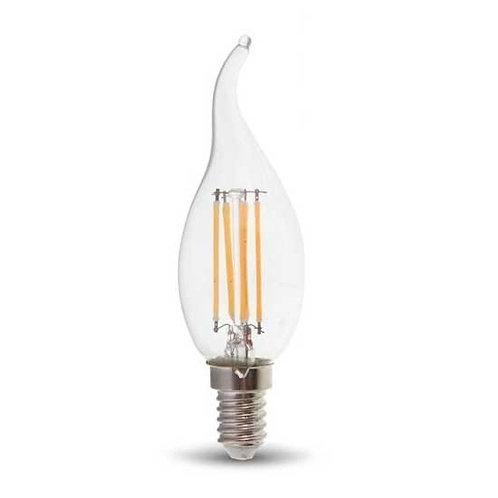 VTAC - Ampoule E144.5W P45 en plastique avec puce samsung code couleur: 3000K