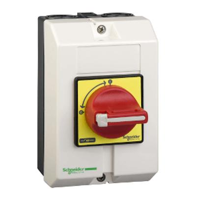SCHNEIDER - TeSys Vario - interrupteur sectionneur en coffret 3P 32A