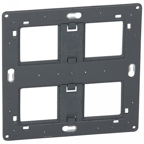 LEGRAND - Support batibox 2x4 / 5 modules