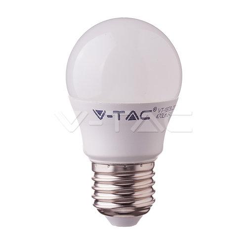 LED Bulb SAMSUNG Chip 7W E27 G45 Plastic 3000K