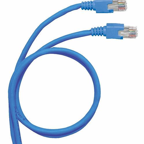LEGRAND - CORDON C6 F/UTP PVC BLEU 1