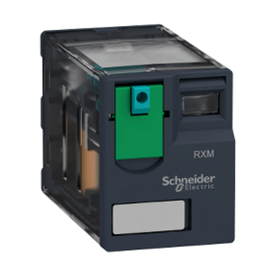 SCHNEIDER - RELAIS MINIATURE 4 CO 24V