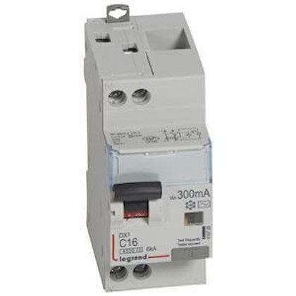 LEGRAND - Disjoncteur Différentiel 2P 30-60A 500mA
