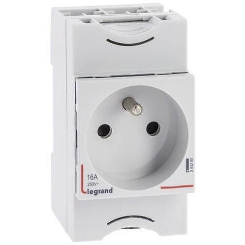 LEGRAND - Compteur Electrique Triphasé - 63A - 4M - RS485