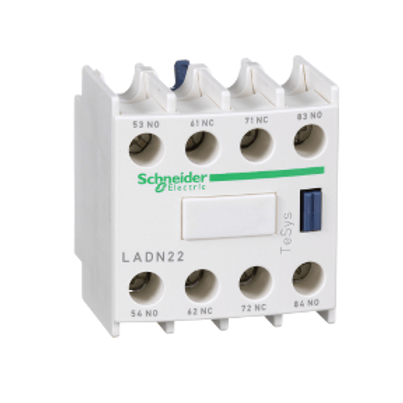 SCHNEIDER - Contact block auxiliaire