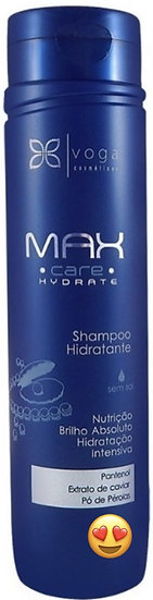Max Care Hydrating Shampoo