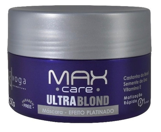 Ultra Blond Hair Mask