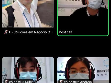 Conexão de negócios Brasil & China & Portugal e Países de língua portuguesa