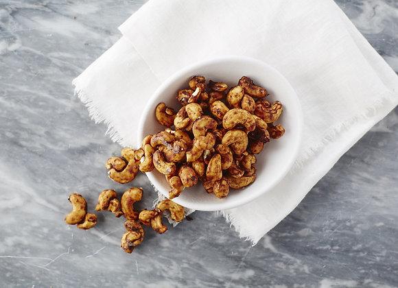 Terriyaki cashews 100 g