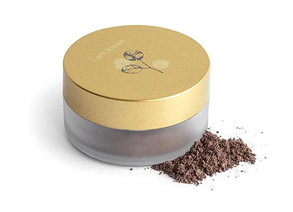 Loose mineral eyeshadow - Mud