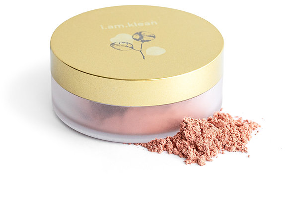 Loose mineral blush - Pleasant peach 1
