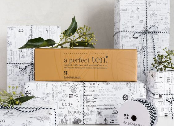 A Perfect Ten - Essential Oils (Orginal collection)