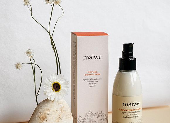Purifying Cream Cleanser 150 ml - Maiwe