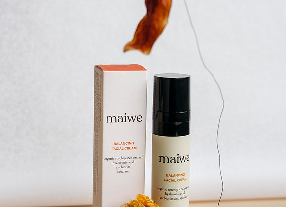 Balancing Facial Cream 50 ml - Maiwe