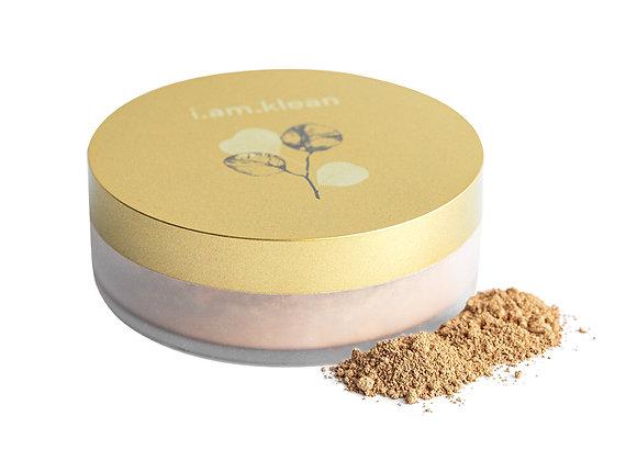 Loose mineral foundation - Pretty peach 2