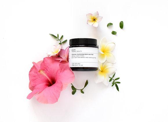 Tropical Blossom Body Butter 120 ml (Evolve)
