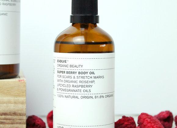 Super Berry Body Oil - 100 ml