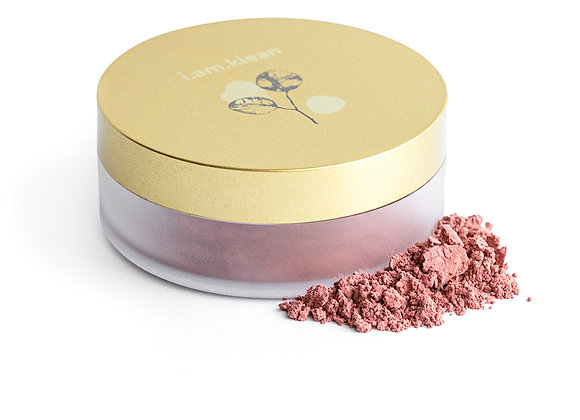 Loose mineral blush - Proud pink 3