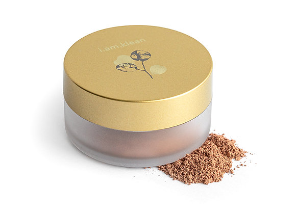 Loose mineral eyeshadow - Walnut