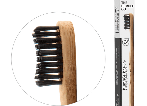 Tandenborstel volwassen - Black medium