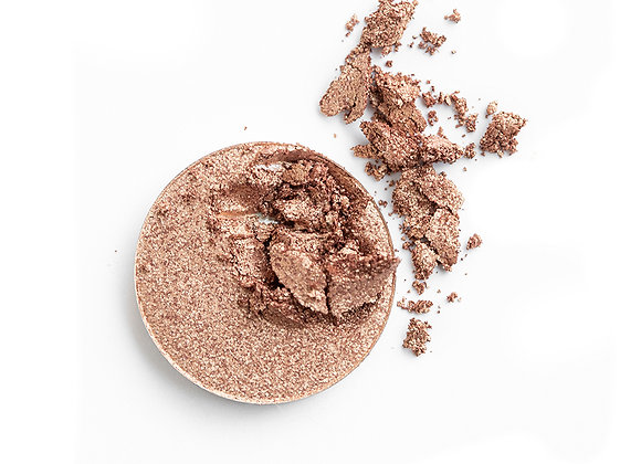Compact mineral eyeshadow - Sunkissed