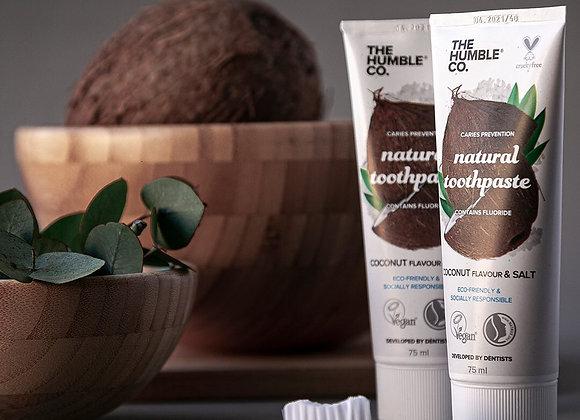 Natuurlijke tandpasta - Coconut/Salt 75 ml