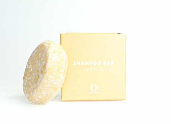 Shampoo Bar Vanille - Normaal tot droog haar