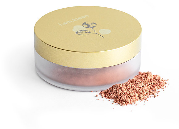 Loose mineral blush - Pretty peach 2