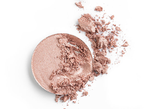 Compact mineral eyeshadow - Pretty in pink