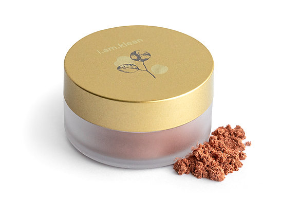 Loose mineral eyeshadow - Copper