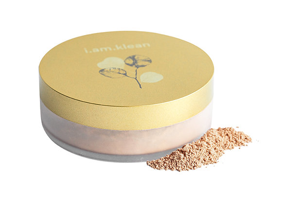Loose mineral foundation - Popular pink 2