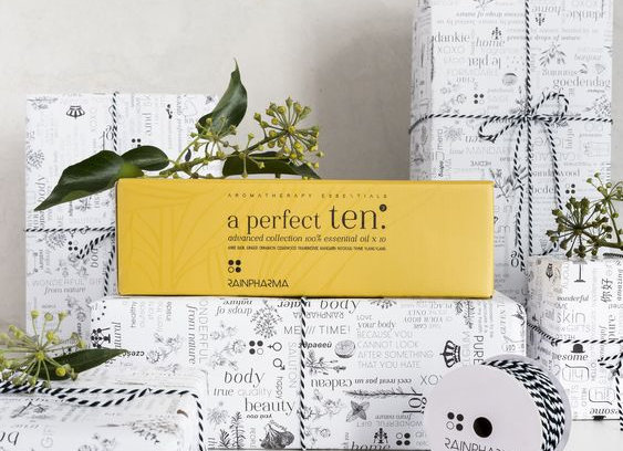 A Perfect Ten - Essential Oils (Advanced collection)