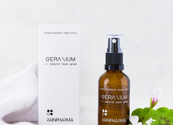 Geranium - Natural room spray