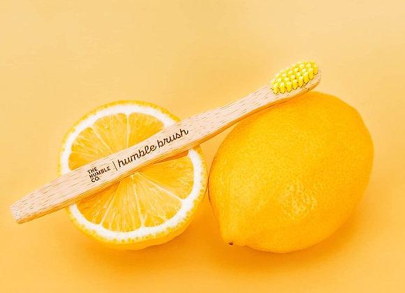 Tandenborstel kids - geel
