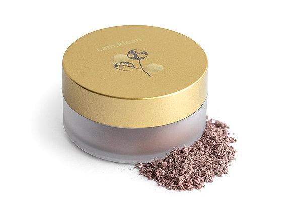 Loose mineral eyeshadow - Mocha
