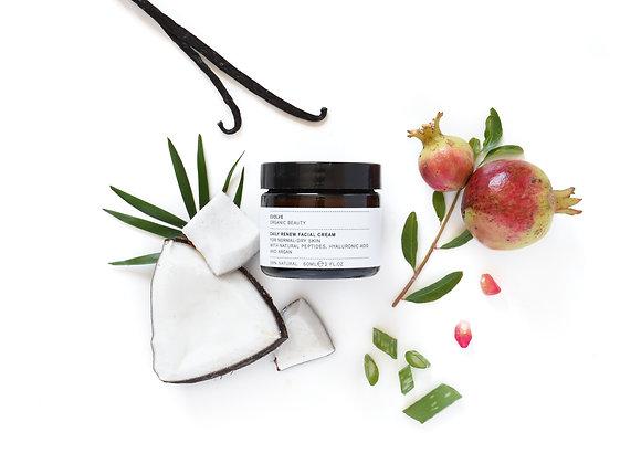 Daily Renew Facial Cream 60 ml (Evolve)