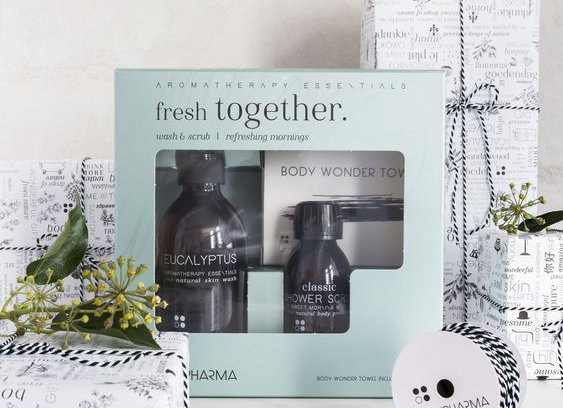 Fresh Together - Wash & Scrub
