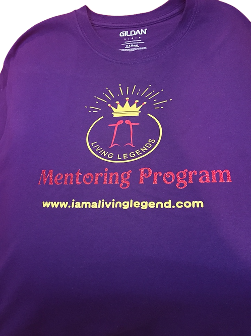 Living Legends Mentoring Program Shirt