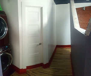 Final Pic Of Entrance To One-Of-A-Kind Bath Remodel